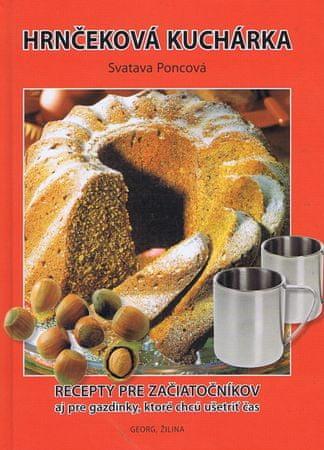 Poncová Svatava: Hrnčeková kuchárka