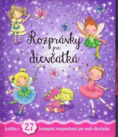 autor neuvedený: Rozprávky pre dievčatká