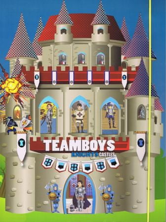 autor neuvedený: Teamboys Knights Castles