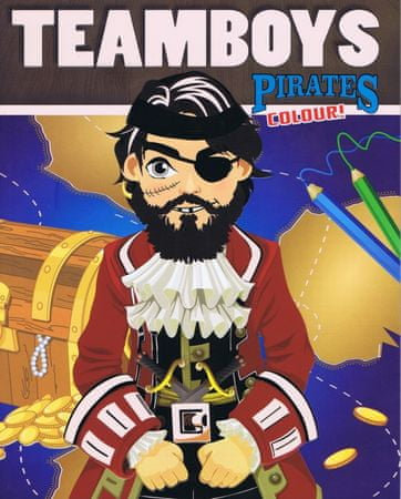 autor neuvedený: Teamboys Pirates Colour!