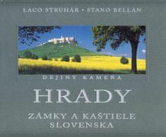 Struhár, Stano Bellan Laco: Hrady zámky a kaštiele Slovenska
