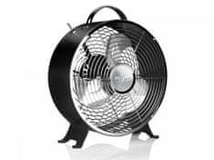 Tristar namizni ventilator VE-5966, črn, 25 cm