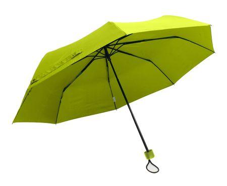 Berg zložljiv dežnik Xeno, 110 cm, zelen