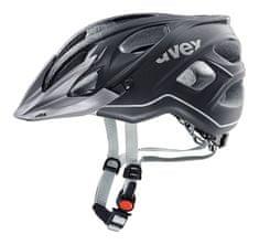 Uvex Stiva CC Lady Kerékpár sisak, Fek.-Ezüst
