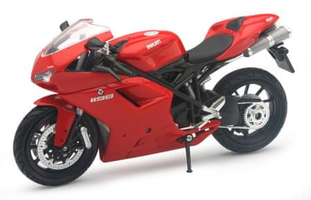 New Ray motor Ducati 1198, rdeč