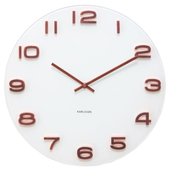 Karlsson Nástěnné hodiny KA5534