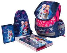 Karton P+P šolski set Frozen Plus, 4 v 1