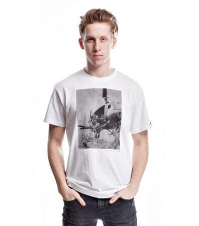 Nugget moška majica Airdrop M bela