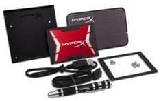 Kingston SSD 120GB HyperX Savage Bundle