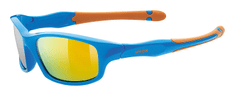 Uvex Sportstyle 507 Blue Orange (4316)