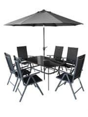 Hecht Shadow Kerti bútor szett outlet