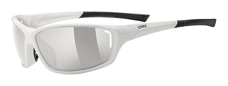 Uvex Sportstyle 210 White Black/Silver (8816)