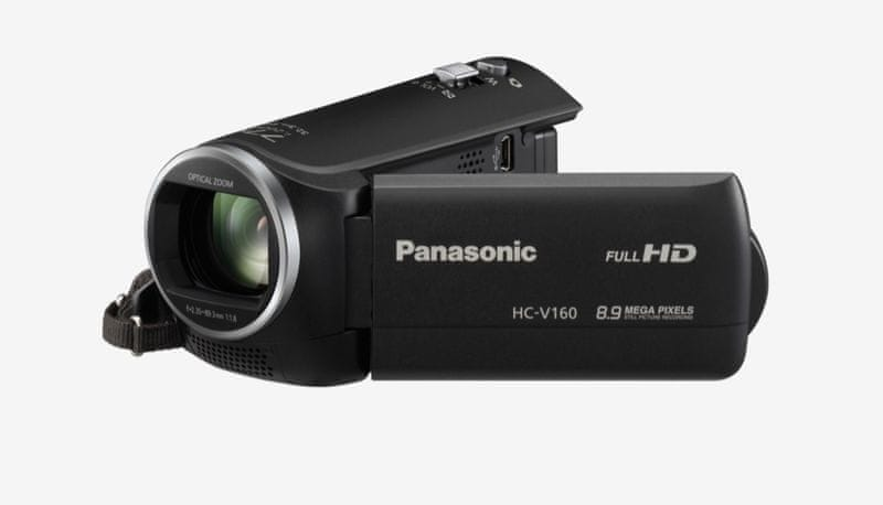 Panasonic HC-V160EP-K (Black)