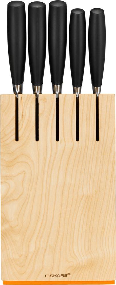 Fiskars Functional Form+ Blok s pěti noži