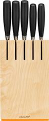 FISKARS Functional Form Blok s piatimi nožmi