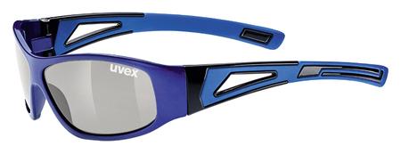 Uvex okulary przeciwsłoneczne Sportstyle 509 Blue (4416)