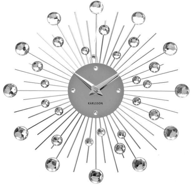 Karlsson Nástěnné hodiny KA4860