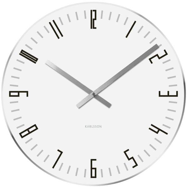 Karlsson Nástěnné hodiny KA4923