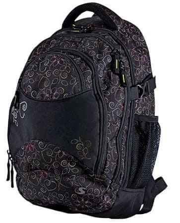Stil Študentský batoh Elegant