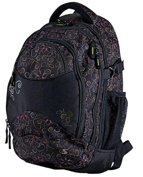 Stil Studentský batoh Elegant