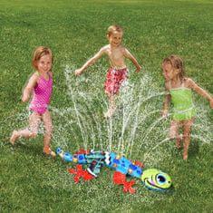 Banzai Zraszacz wody - Goofy Gecko