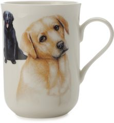 Maxwell & Williams skodelica Cashmere Pets Dog, Labrador, 300 ml