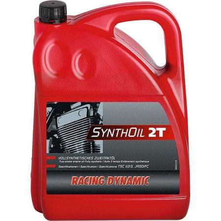 Synthoil sintetično olje za dvotaktne motorje, 4 l