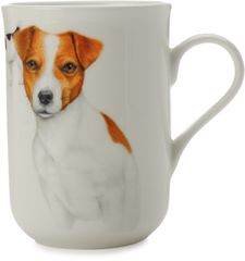 Maxwell & Williams skodelica Cashmere Pets Dog, Jack Russel terier, 300 ml