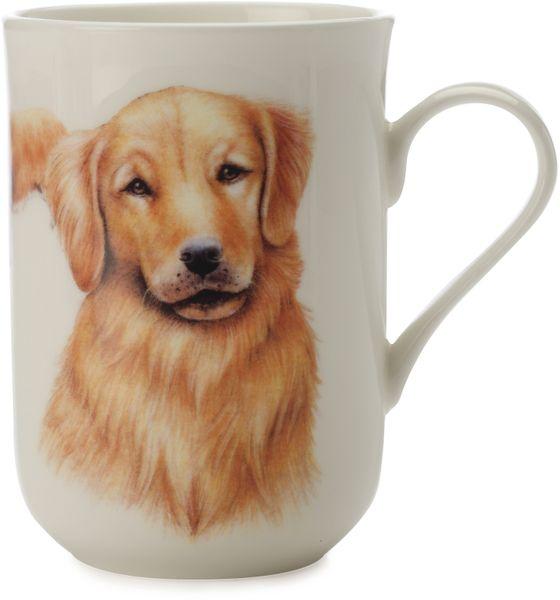 Maxwell & Williams Cashmere Pets Dog Golden Retriever hrnek 300 ml