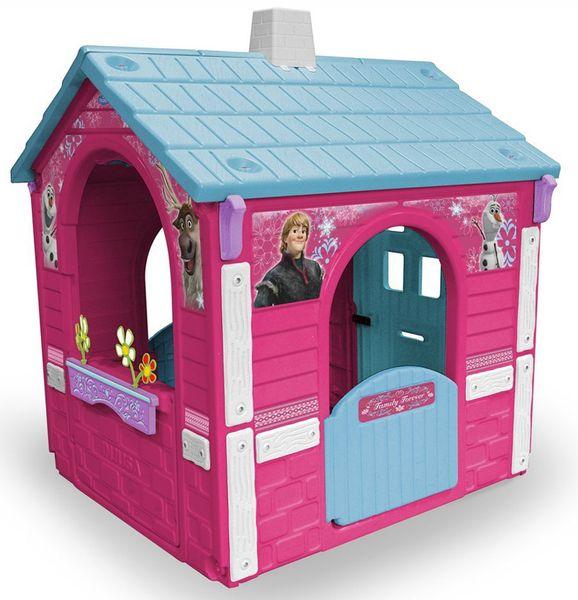Injusa Dětský domek Frozen