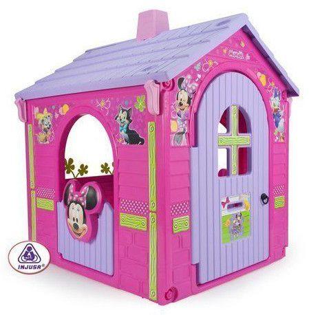 Injusa Dětský domek Minnie