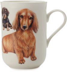 Maxwell & Williams Kubek pies Dachshund 300 ml