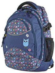 Stil Studentský batoh Owlet