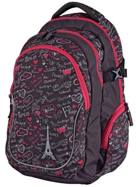 Stil Studentský batoh Paris