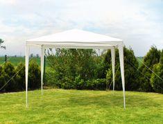 Malatec Pawilon ogrodowy - 3 x 3 m - biały