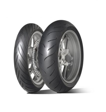 Dunlop pnevmatika 110/80ZR18 58W TL SPMAX Roadsmart II