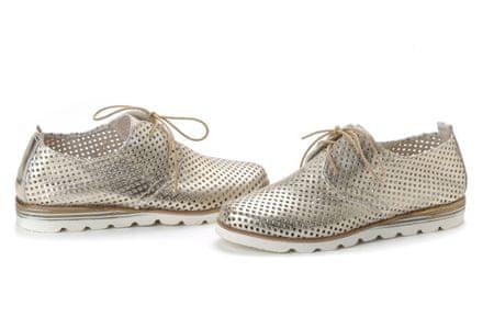 PAOLO GIANNI ženska obutev 39 zlata