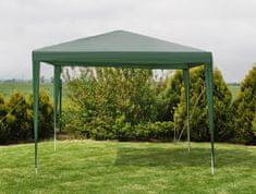 Malatec Pawilon ogrodowy - 3 x 3 m - zielony