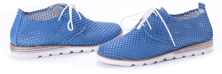 PAOLO GIANNI ženska obutev 38 temno modra