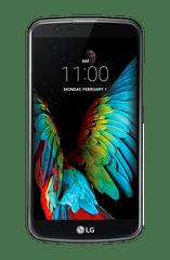 LG GSM telefon K10 4G K20n, črn