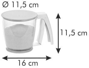 Tescoma Mechanické sitko DELÍCIA  fc279a05ebf