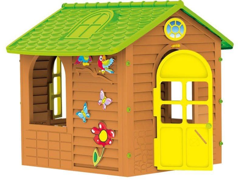 Mochtoys Malý zahradní domek
