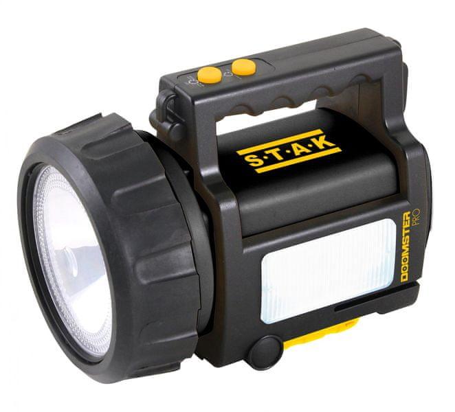 Velamp Nabíjecí 10W LED reflektor ST999-10W