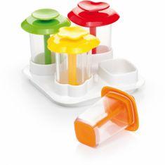 Tescoma Modelčki za kanapeje PRESTO FOOD Style, 4 oblike