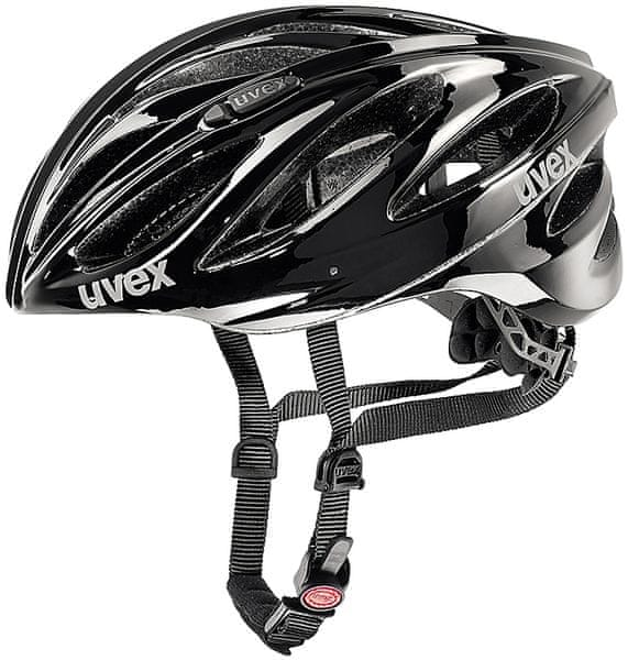 Uvex Boss Race Black 52-56