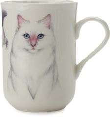 Maxwell & Williams Cashmere Pets Burmai macskás bögre, 300 ml