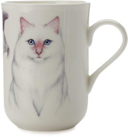 Maxwell & Williams Cashmere Pets Cat Birman skodelica 300 ml
