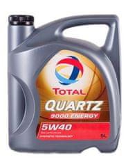 Total ulje Quartz 9000 Energy 5W40 5L