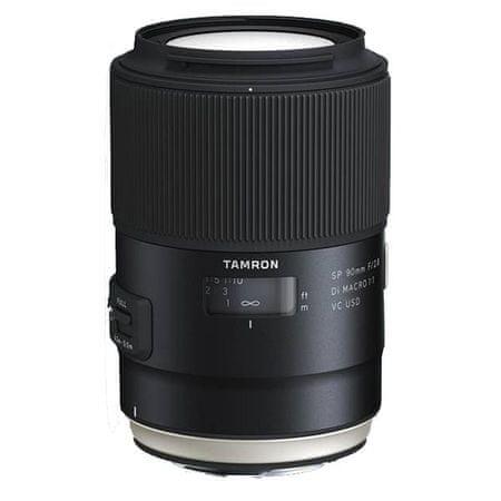 Tamron objektiv SP 90/2,8 Makro 1:1 VC USD (Canon)