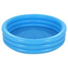 Intex Basen dmuchany niebieski 114 59416